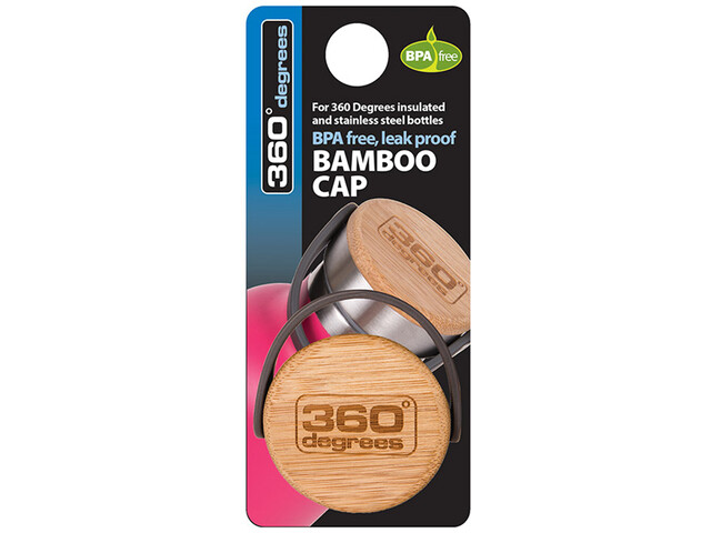 360° degrees Bamboo Cap , beige